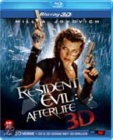 Resident Evil 4: Afterlife 3D (3D+2D Bluray)