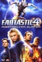 Fantastic 4  Rise of the Silver Surfer (1DVD)