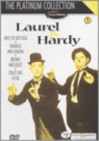 Laurel & Hardy  The Platinum Collection Dvd 1