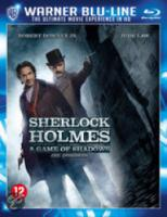 Sherlock Holmes 2: A Game of Shadows (Bluray)