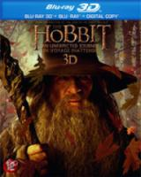 The Hobbit: An Unexpected Journey (3D Bluray)