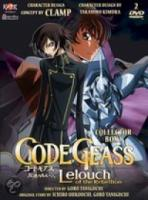 Code Geass: Lelouch Of The Rebellion  Volume 1