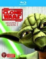 Star Wars: The Clone Wars  Seizoen 2 (Bluray)
