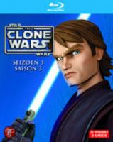 Star Wars: The Clone Wars  Seizoen 3 (Bluray)