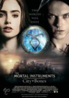 The Mortal Instruments: City Of Bones (Bluray)