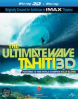 The Ultimate Wave Tahiti (3D+2D Bluray) (IMAX)