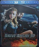 Drive Angry (3D Bluray) (Limited Metal Edition)