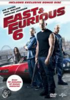Fast And The Furious 6 (+ Exclusieve Bonus Disc)