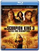Scorpion King 3: Battle For Redemption (Bluray)