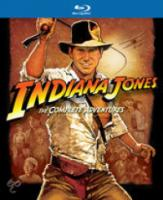 Indiana Jones  The Complete Adventures (Bluray)