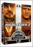Highlander 2  Quickening (Special Director's Cut)