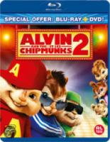Alvin And The Chipmunks 2 (Dvd + Bluray Combopack)