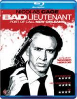 Bad Lieutenant  Port Of Call New Orleans (Bluray)