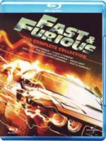 Fast & Furious 5 (Steelbook) (Bluray+Dvd Combopack)