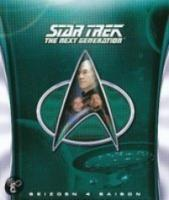 Star Trek: The Next Generation  Seizoen 4 (Bluray)