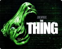 The Thing (Limited Edition Steelbook)(Bluray)(1982)