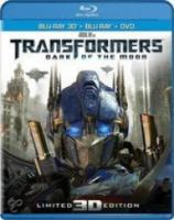 Transformers 3: Dark Of The Moon (3D+2D Bluray+Dvd)