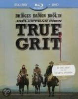 True Grit (2010) (Bluray+Dvd Combopack) (Steelbook)