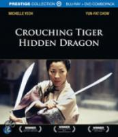 Crouching Tiger, Hidden Dragon (Bluray+Dvd Combopack)
