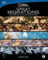 National Geographic  Great Migrations (2Bluray+1Dvd)