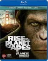 Rise Of The Planet Of The Apes (Bluray+Dvd Combopack)