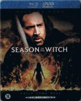 Season Of The Witch (Steelbook) (Bluray+Dvd Combopack)