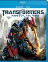 Transformers 3: Dark Of The Moon (Bluray+Dvd Combopack)