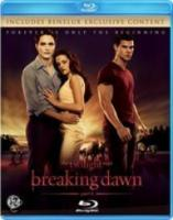 Twilight Saga, The: Breaking Dawn  Part 1 (Bluray+Dvd)