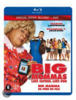 Big Mommas: Like Father, Like Son (Bluray+Dvd Combopack)