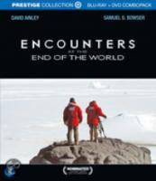Encounters At The End Of The World (Bluray+Dvd Combopack)