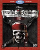 Pirates Of The Caribbean 4: On Stranger Tides (3D Bluray)
