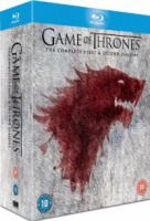 Game Of Thrones  Seizoen 1 & 2 (Bluray) (Limited Edition)