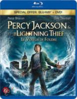 Percy Jackson & The Lightning Thief (Bluray+Dvd Combopack)