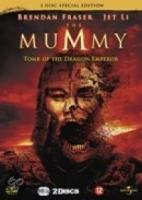 Mummy 3  Tomb Of The Dragon Emperor (2DVD)(Special Edition)