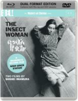 The Insect Woman| NishiGinza Station (Import) [Bluray+DVD]