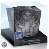 Transformers 1 t|m 3 (Big Head Collector's Edition) (Bluray)
