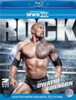 WWE  The Epic Journey Of Dwayne 'The Rock' Johnson (Bluray)