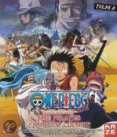 One Piece Movie 8  The Pirates And The Princess Of The Desert