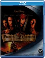 Pirates Of The Caribbean: The Curse Of The Black Pearl (Bluray)