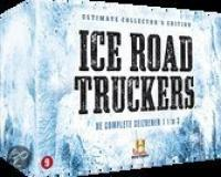 Ice Road Truckers  Seizoen 1 t|m 3 (Ultimate Collector's Edition)