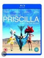 The Adventures of Priscilla, Queen of the Desert (Import) [Bluray]