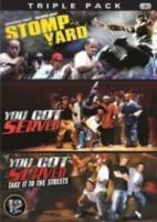 Stomp The Yard|You Got Served|You Got Served: Take It To The Streets