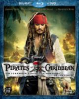 Pirates Of The Caribbean 4: On Stranger Tides (Bluray+Dvd Combopack)