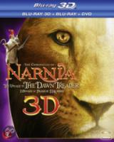 The Chronicles Of Narnia: The Voyage Of The Dawn Treader (3D Bluray)