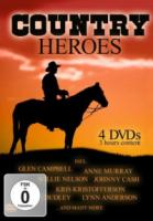 Country Heroes 4Dvd