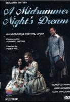 B. Britten  Midsummer Night's Dream
