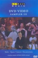 Arthaus Musik  DVD Video Sampler III