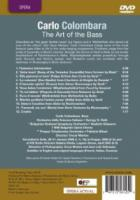 Carlo Colombara  The Art Of The Bass