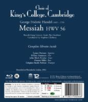 Choir Of King's College, Cambridge  Messiah