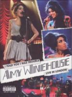 Amy Winehouse  I Told You I Was Trouble  Live